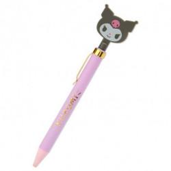 Kuromi Plate Ballpoint Pen: Face