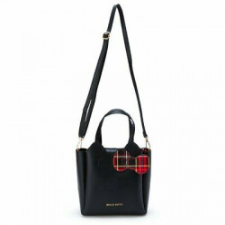 Hello Kitty Tote Bag: 2W Black