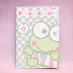 Keroppi A5 Notebook: Check