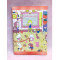 Assorted Characters A5 Notebook: