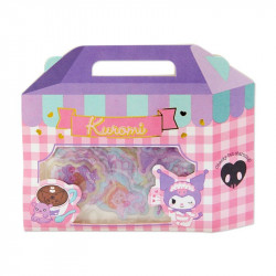 Kuromi Stickers: Sweets