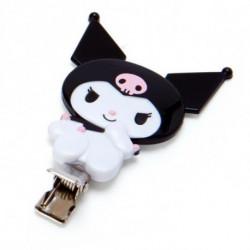 Kuromi Bangs Clip Set: D-Cut