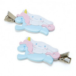 Cinnamoroll Bangs Clip Set: Unicorn