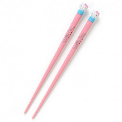 Hello Kitty Chopsticks with Mascot: