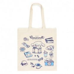 Cinnamoroll Tote Bag: Cotton