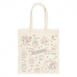 My Melody Tote Bag: Cotton