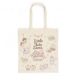 Little Twin Stars Tote Bag: Cotton