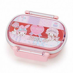 My Melody Lunch Box:S Dx Patchwork