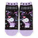 Kuromi Socks: Adult Night