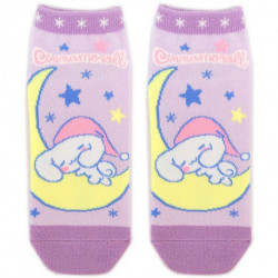 Cinnamoroll Socks: Adult Relax