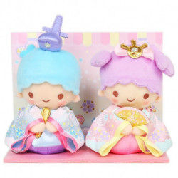 Little Twin Stars Plush Set:
