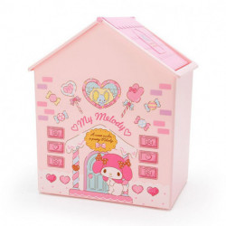 My Melody Storage Box: House