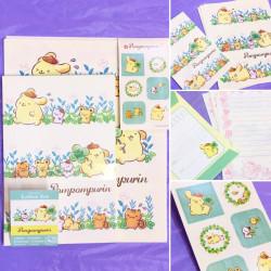 Pompompurin Letter Set