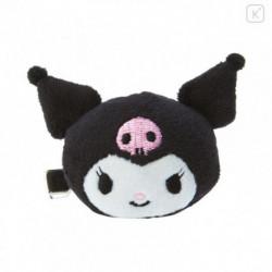 Kuromi Hair Clip: Mascot