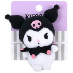 Kuromi Ponytail Holder: Mascot