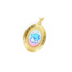 Tuxedosam Locket Pendant: