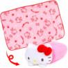 Hello Kitty Blanket & Case:
