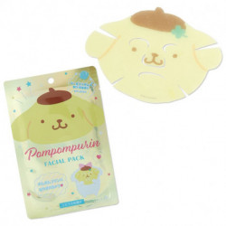 Pompompurin Facial Pack:
