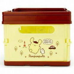 Pompompurin Folding Storage Box: