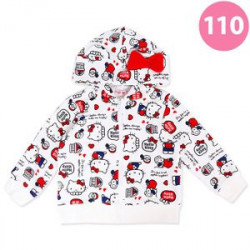 Hello Kitty Hooded Jacket: 110