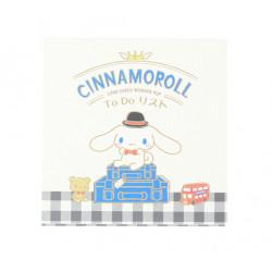 Cinnamoroll To-Do-List Memo