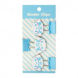 Cinnamoroll D-Cut Paper Clips: 3P