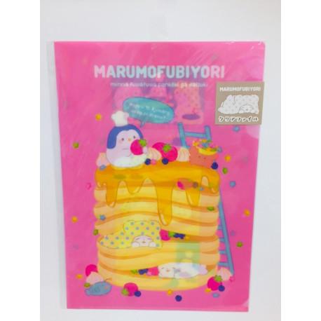Marumofubiyori Clear File:Comic B