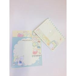 Marumofubiyori Letter Set:Comic