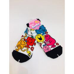 Mister Men Socks: Adult