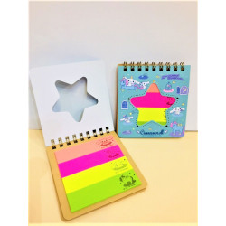 Cinnamoroll Sticky Notes: Spiral