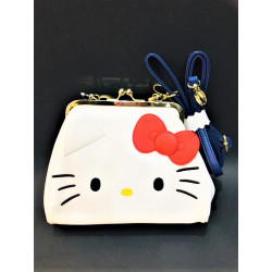 Hello Kitty Shoulder Bag: Kisslock