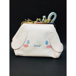 Cinnamoroll Shoulder Bag: Kisslock