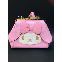 My Melody Shoulder Bag: Kisslock