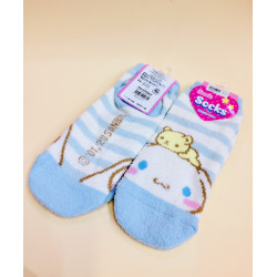 Cinnamoroll Socks: Adult Border