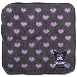 Kuromi Petite Towel: Heart