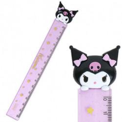 Kuromi 15cm Ruler: Slim