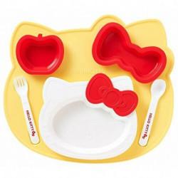 Hello Kitty Plate Set