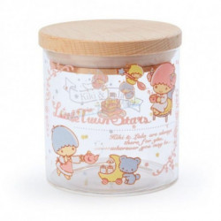 Little Twin Stars Glass Canister: Tea Time