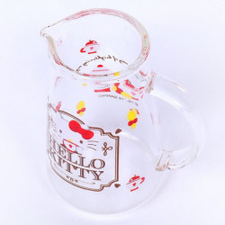Hello Kitty Milk Pitcher: Tea Time