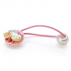 Hello Kitty Ponytail Holder: Sweets