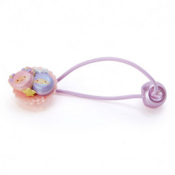 Little Twin Stars Ponytail Holder: Sweets