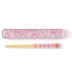 My Melody Chopsticks & Case: Ballet