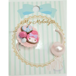 My Melody Ponytail Holder: Sweets