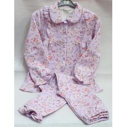Bonbon Ribbon Quilt Pajamas: 140