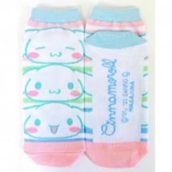 Cinnamoroll Socks Face