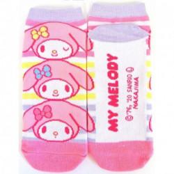 My Melody Socks Face