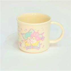 Little Twin Stars Plastic Cup: Flower