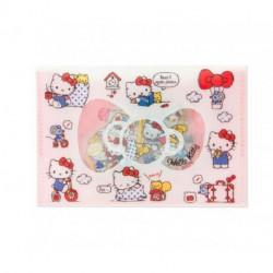 Hello Kitty Flake Stickers: Ribbon