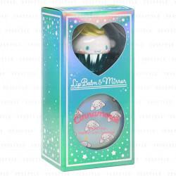Cinnamoroll Lip Stick & Mirror Set: