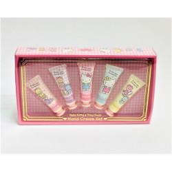 Hello Kitty Hand Cream Set: